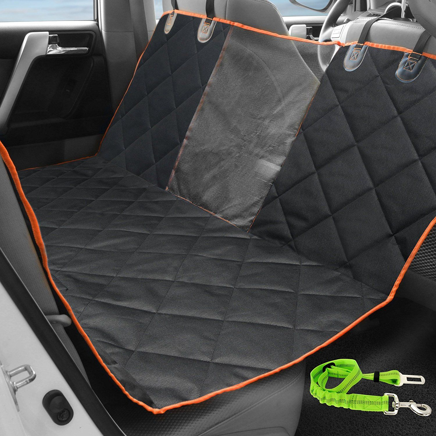 Super Pet Seat Cover Veckle Visible Window Dog Seat Cover Evergreenethics Interior Chair Design Evergreenethicsorg