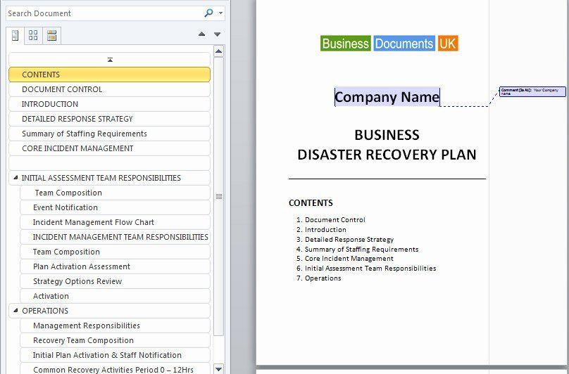 30 Hospital Emergency Preparedness Plan Template in 2020