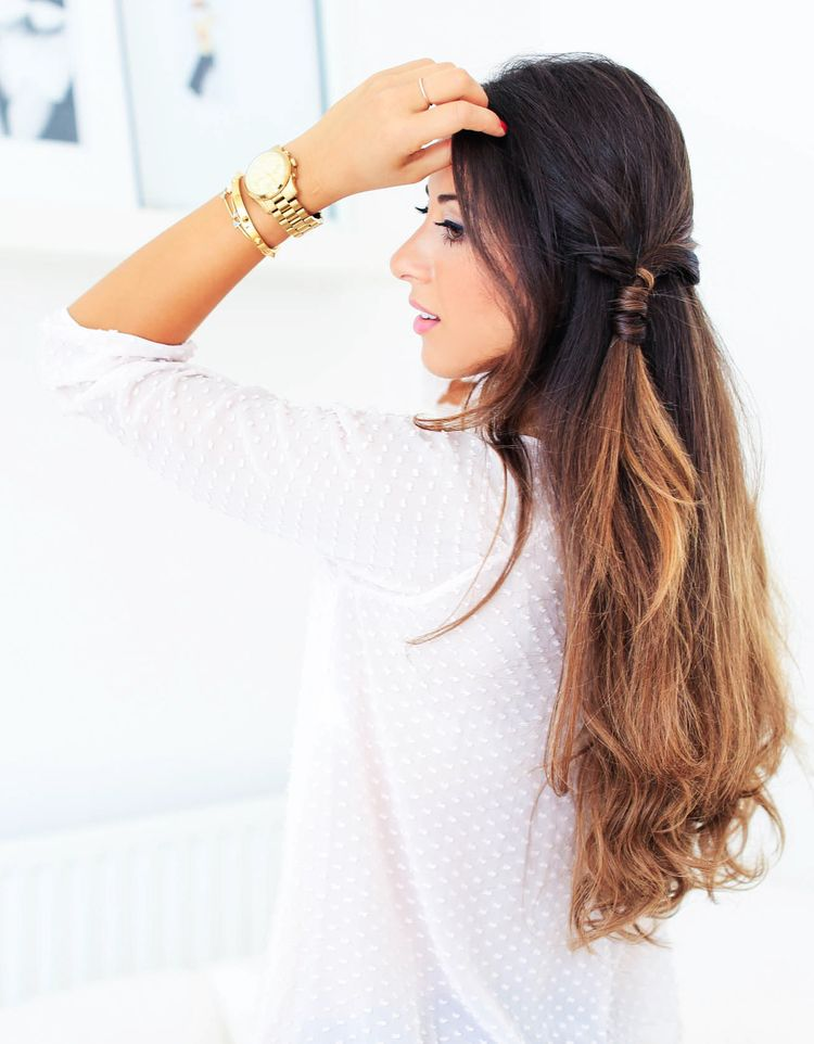 caroline flacks hair hair extensions blog hair tutorials hair back to school hairstyles ft fluffy braid cute everyday