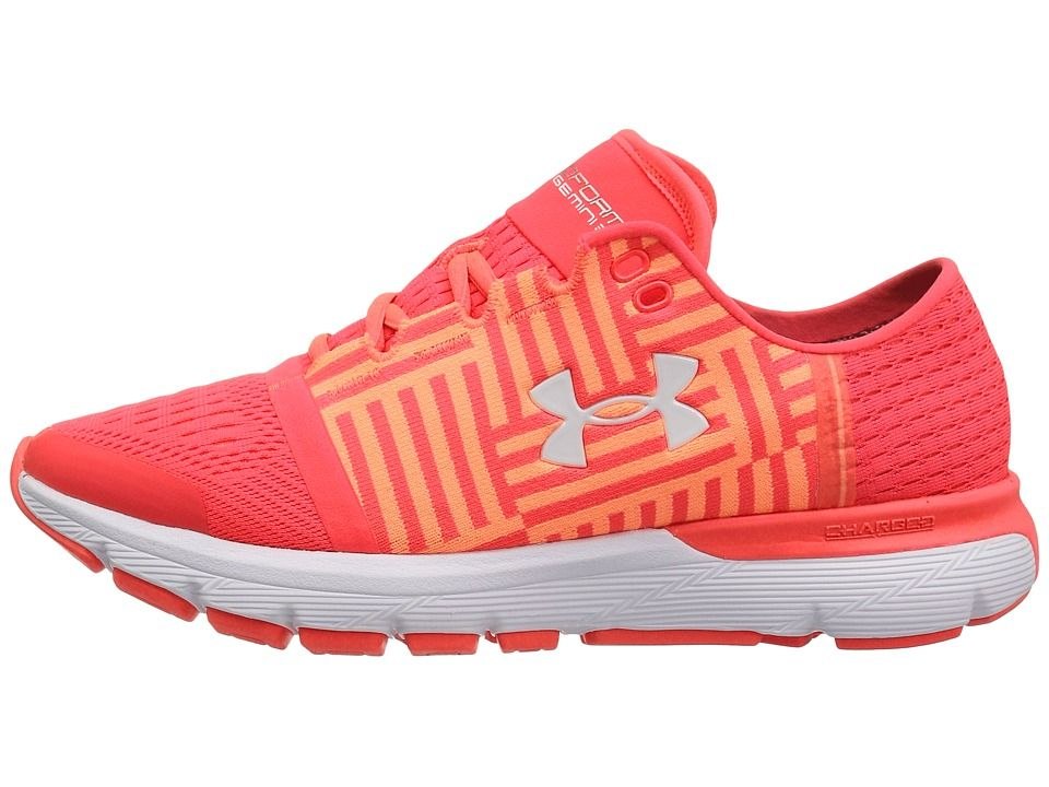Under Armour UA Speedform Gemini 3 Women's Running Shoes Sirens Coral/London  Orange/White