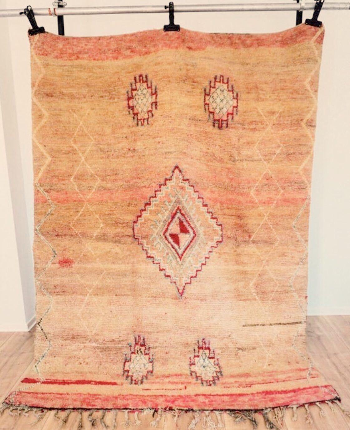Pin Auf Berber Teppich
