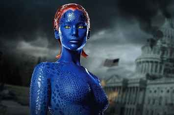 Answer 5 Questions And We Ll Tell You Which X Men Heroine You Are Jennifer Lawrence Mystique Mystique Xmen Incredible Hulk Costume