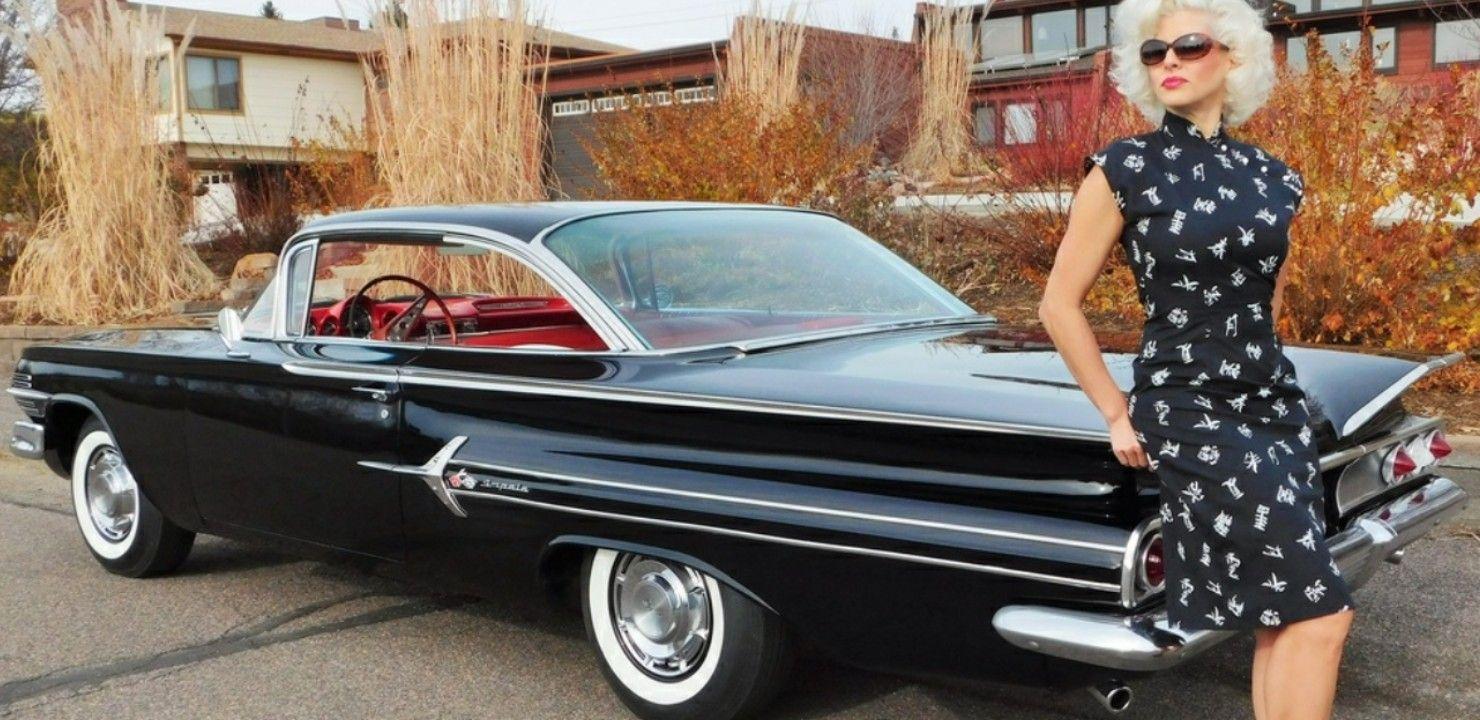 1960 Chevy Impala Chevy Impala Chevy