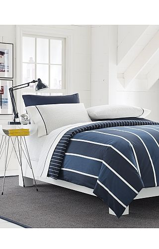 Unspecified S Knots Bay King Comforter Set Nautica Com In