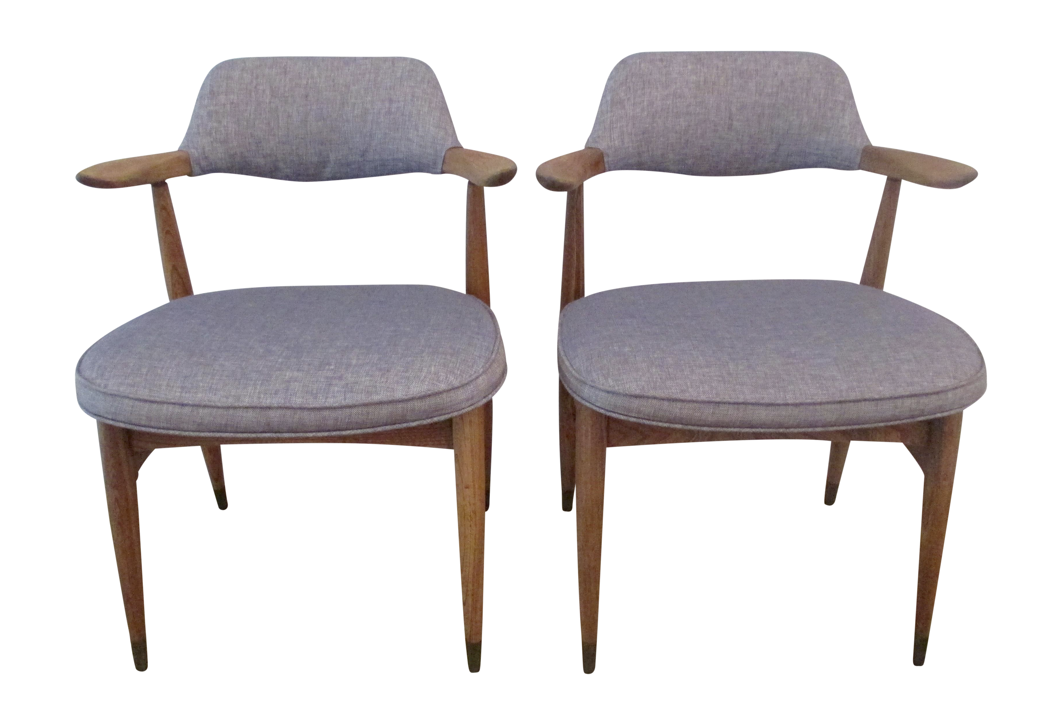 Surprising This Pair Of 1963 Paoli Chairs Have Been Refreshed With New Caraccident5 Cool Chair Designs And Ideas Caraccident5Info