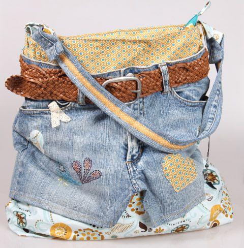lecker n hen juni 2013 anleitungen kleinigkeiten n hen tasche n hen aus jeans. Black Bedroom Furniture Sets. Home Design Ideas