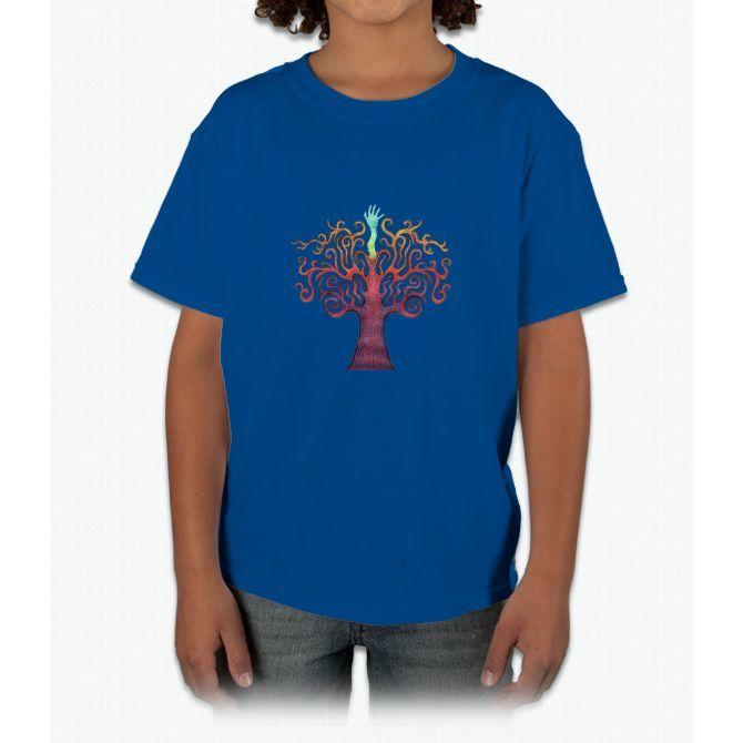 Funky Tree Young T-Shirt