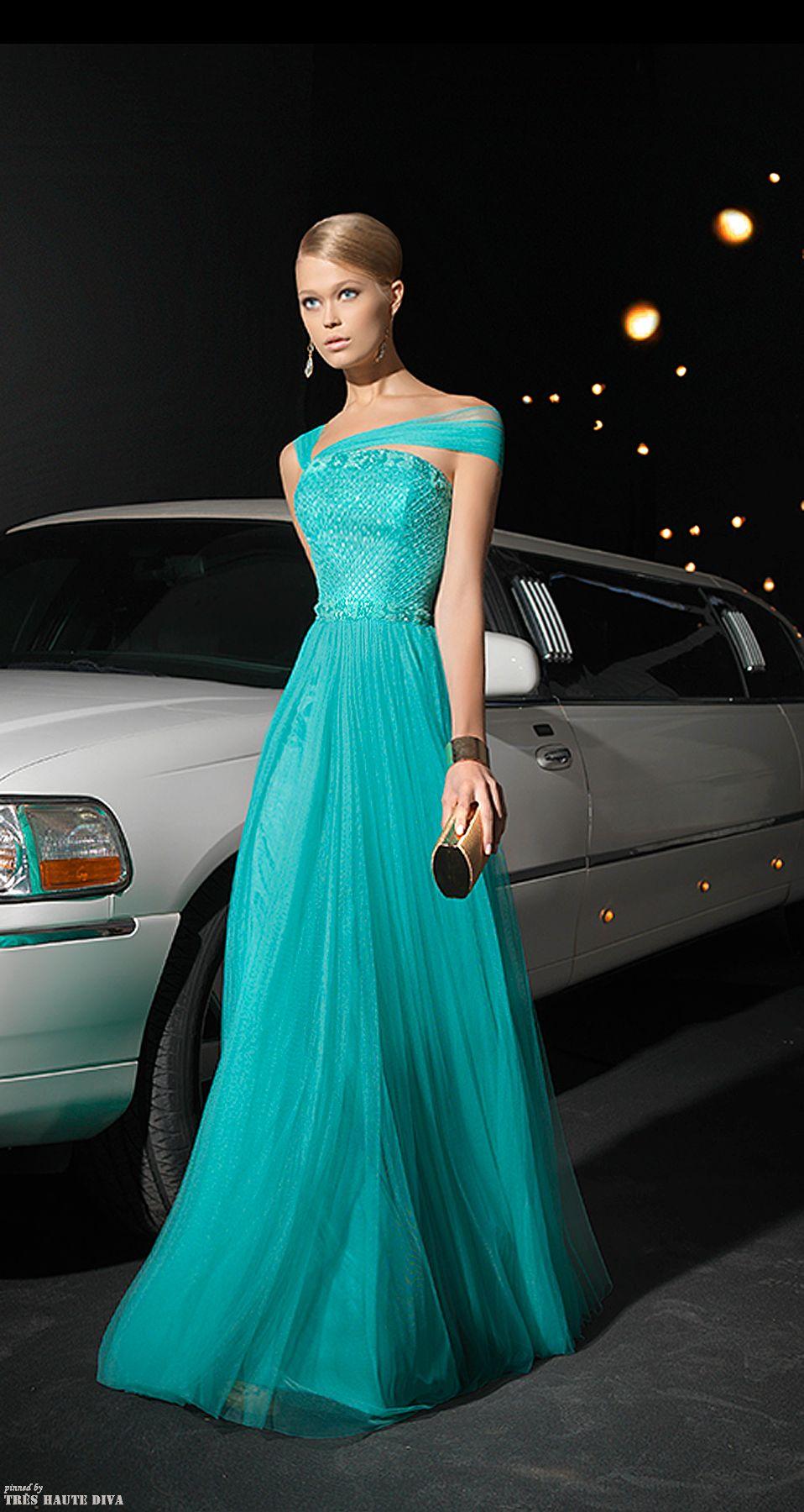 Vestidos de fiesta para invitadas 2014