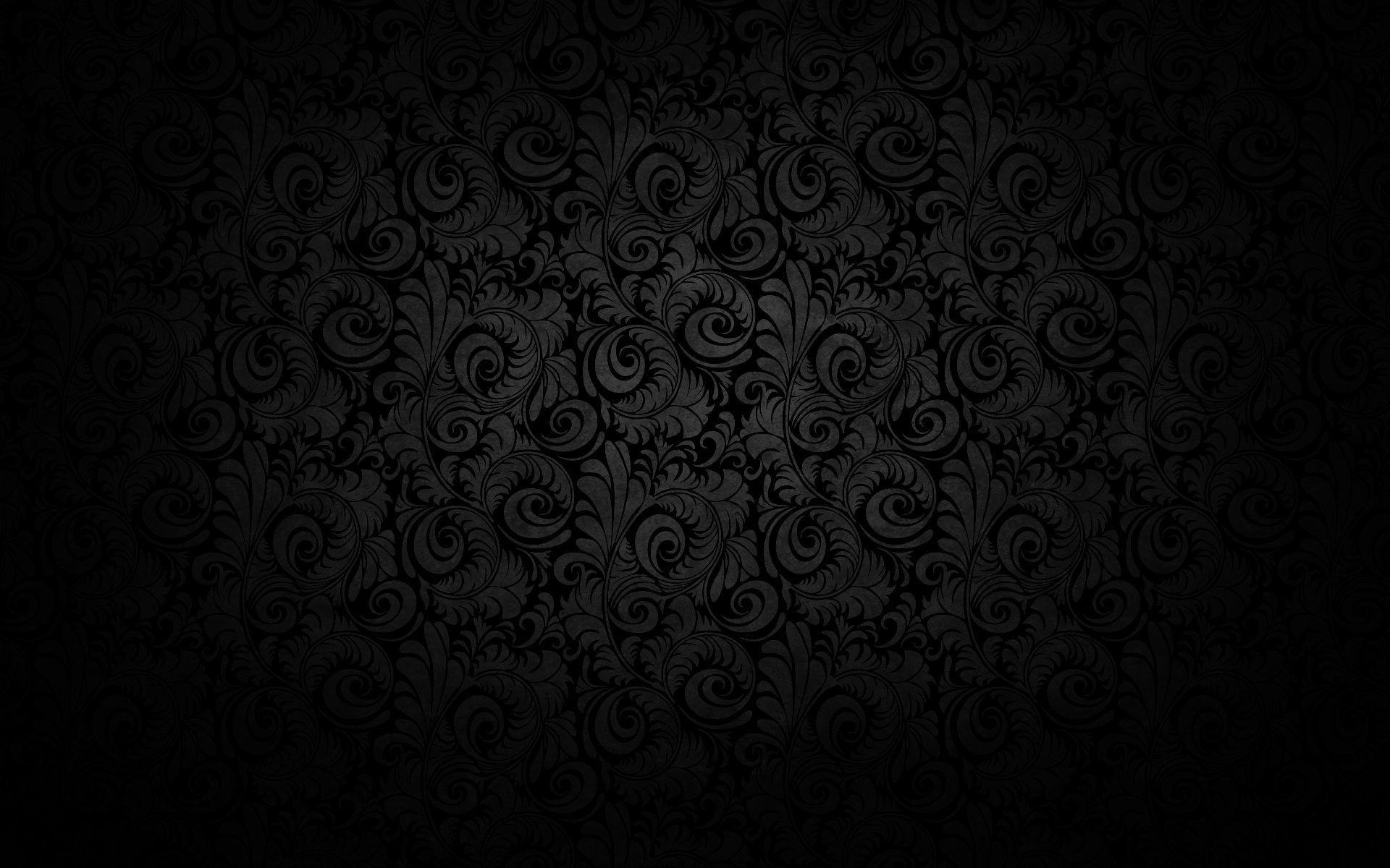 Black Fashion Wallpaper