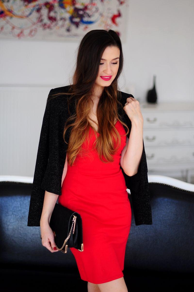 Quintessence Of Beauty Blog O Modzie Fashion Blog Blog Moda Beauty Czerwona Sukienka Fashion Fashion Blogger Fashion Blog