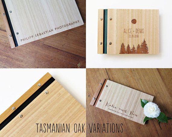 Reglas De La Casa Airbnb Compendium Hotelero Carpeta Del Etsy Wood Guest Book Wedding Instax Mini Album Wedding Guest Book