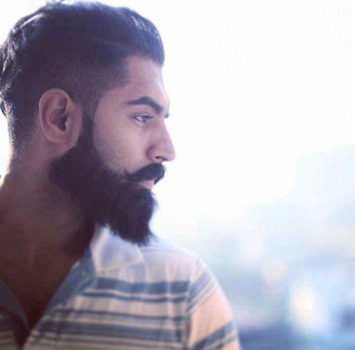 Parmish Verma Parmish Verma Beard Beard Illustration I Love Beards