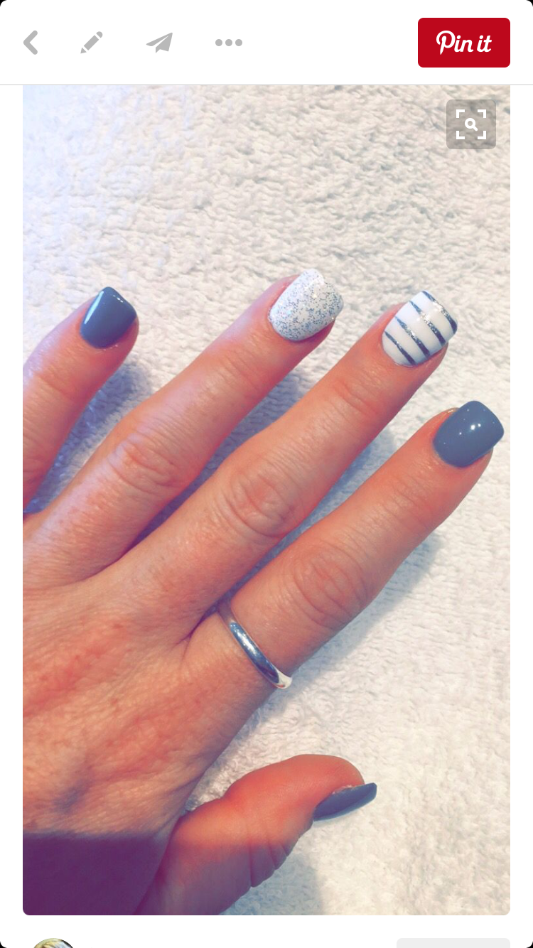 Pin by Cortney Riddle on Nails | Pinterest | Makeup, Nail nail and ...