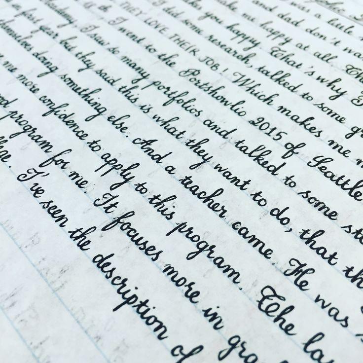 how to write good handwriting in telugu