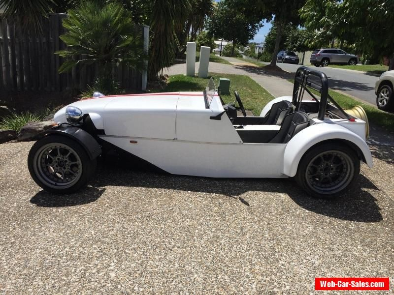 Lotus 7 Replica Sr20 turbo sr20det s13 nissan not caterham clubman ...