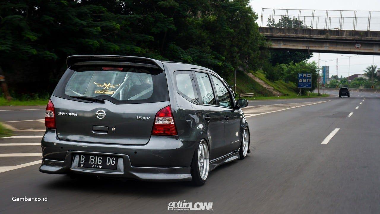 Modifikasi Grand Livina 2007 Nissan Mobil Modifikasi Mobil