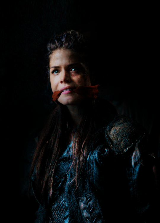 Celebritiesandmovies The 100 Characters The 100 Show Marie Avgeropoulos