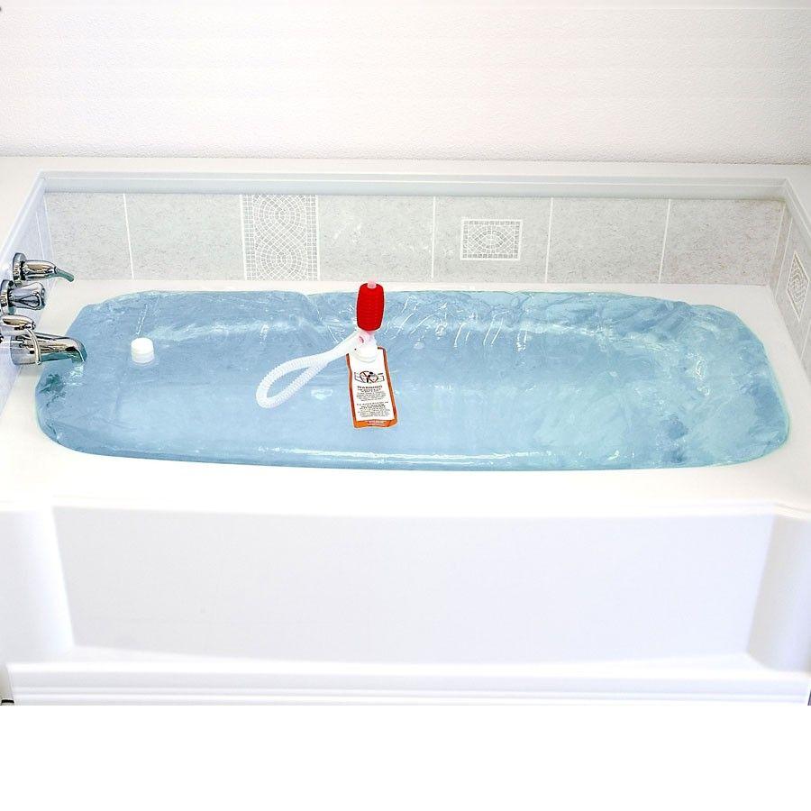 WaterBOB 100-gallon bathtub emergency water storage   Self ...