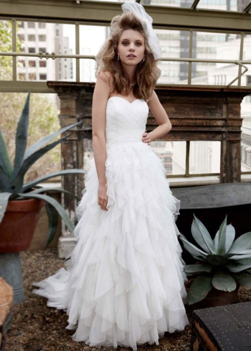 This was my wedding dress! Except I added a red sash with flowers and my boots made it better :)