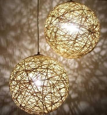 Risultati immagini per como hacer una lampara de techo paso a paso