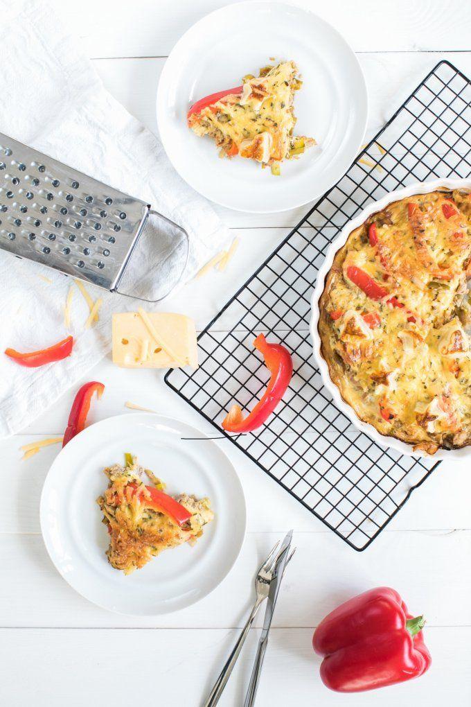 Flan aux poivrons | Poivron, Flan, Cuisine