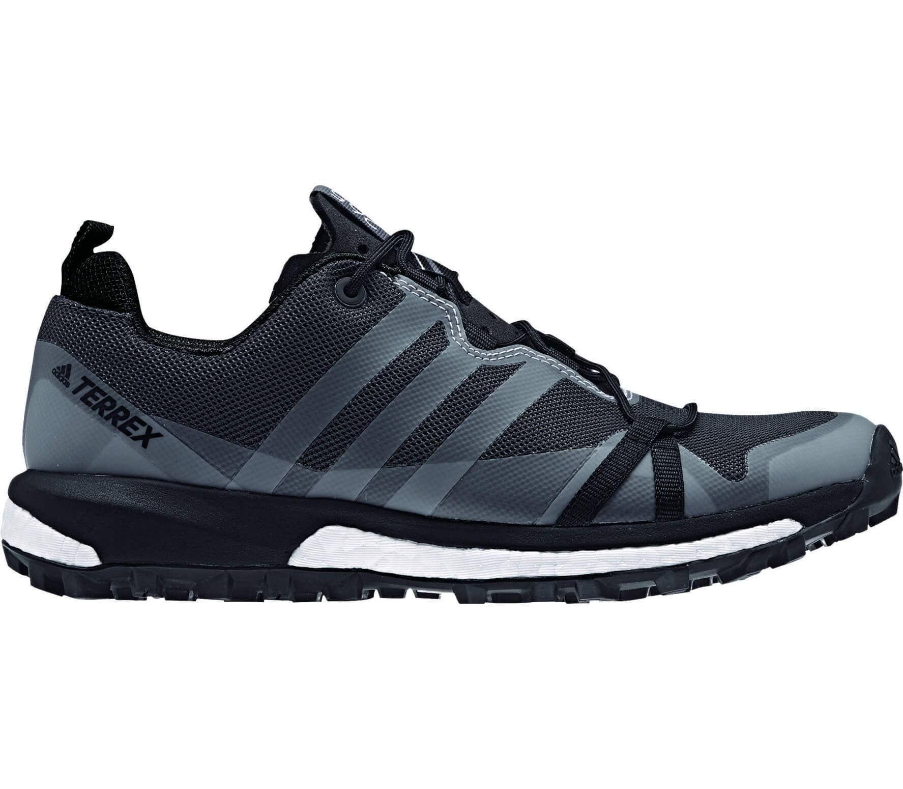 quality design af3e3 c28b0 Adidas - Terrex Agravic womens Mountain running shoes (blackgrey)