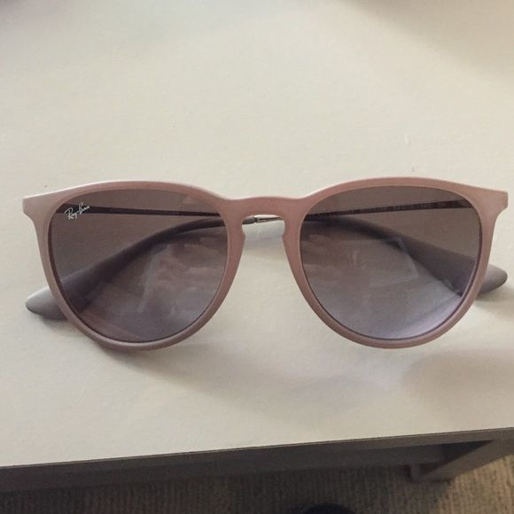 3957aee78d755 SOLD - NWT Ray Ban Erika Sunglasses Brand new in original packaging Rayban  Erika sunglasses in
