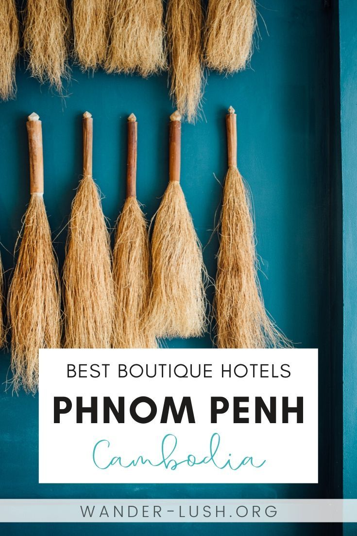 An expat's guide to the best Phnom Penh neighbourhoods and hotels, hostels and guesthouses across the city. #PhnomPenh #Cambodia | Where to stay in Phnom Penh | Best Phnom Penh hotels | Phnom Penh swimming pools