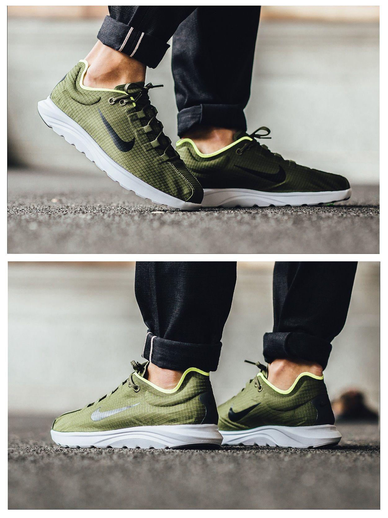 e2ea153953c32 Nike Mayfly Lite SE  Legion Green Volt