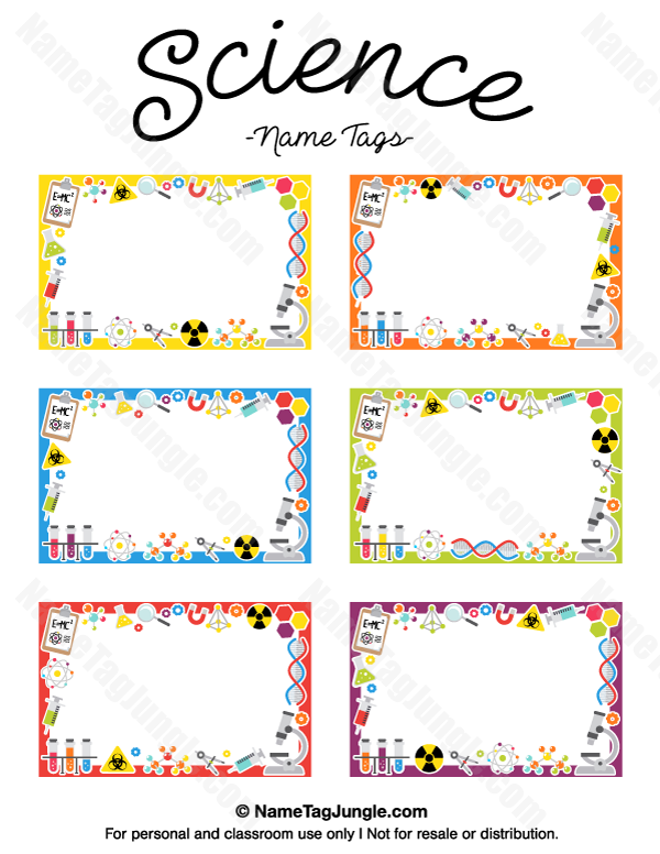 Best Of Cubby Name Tags Ideas