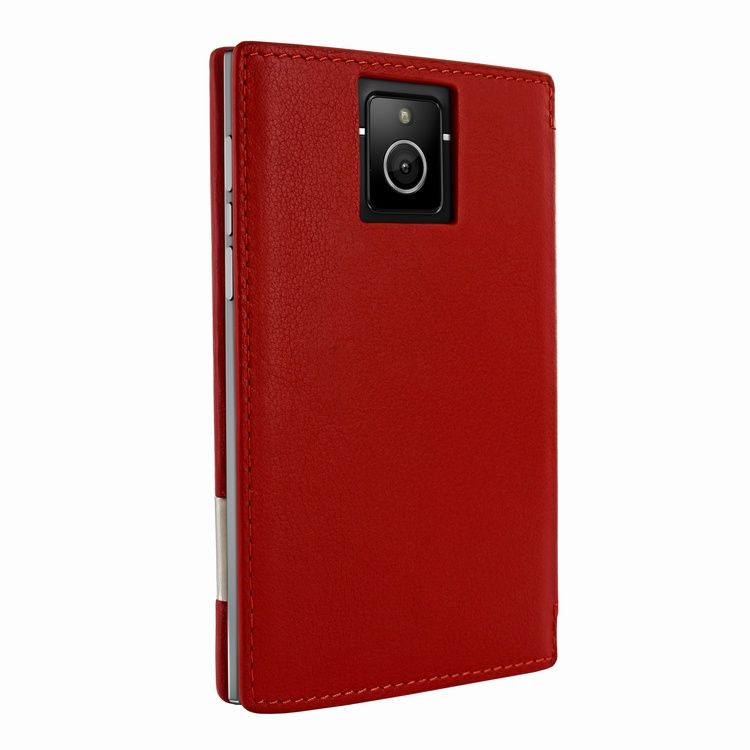 Blackberry Passport red cases. The best leather quality made by best craftman. Be Slim be #FramaSlim #MadeInSpain #Leather #Cases #Luxury #Craftman