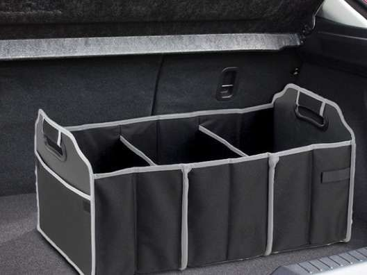 LivingSocial Shop: Car Trunk Organizer