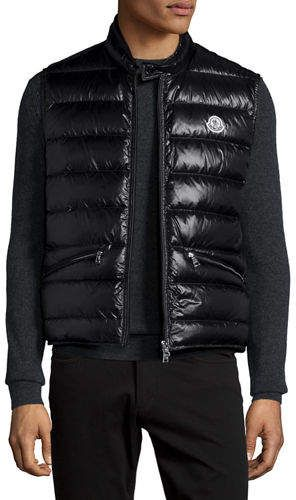 12c7964d6 Gui Lightweight Quilted Puffer Vest   Products   Puffer vest ...