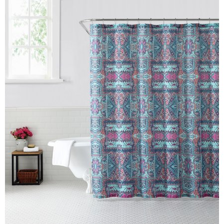 Home Fabric Shower Curtains Dorm Decorations Elegant Drapes