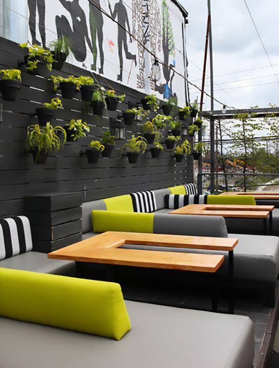 Terrasse Einrichten einrichten von einem privaten cafe auf der terrasse in 2018 | cafe