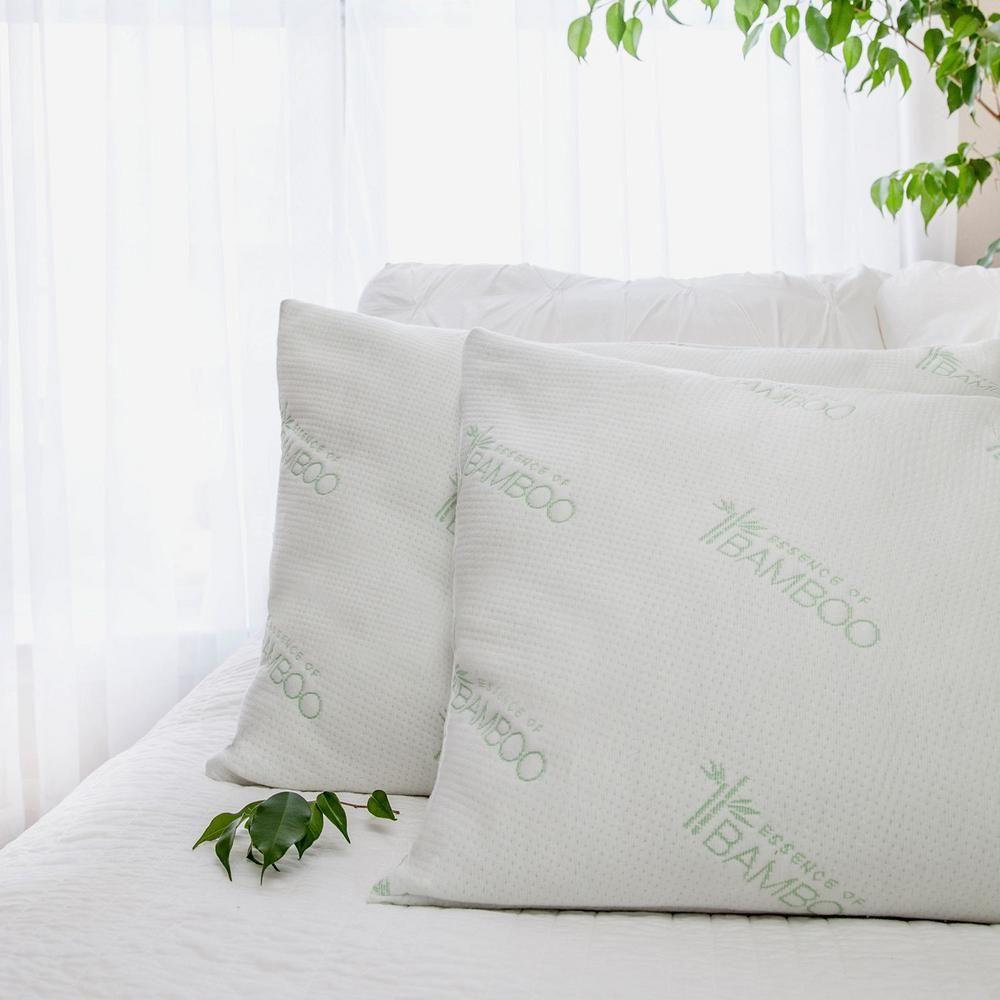 Essence of Bamboo Gel Fiber Pillows