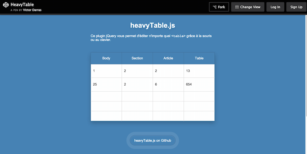 30 Simple Css3 Html Table Templates And Examples 2020 Report