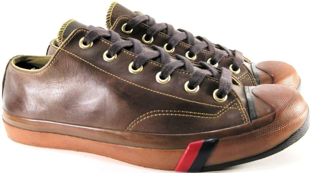 Pro Keds Men VTG Sneakers Leather Size