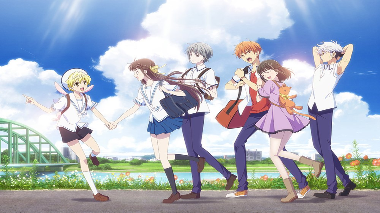 Fruits Basket Season 2 Confirmed For 2020 (With images
