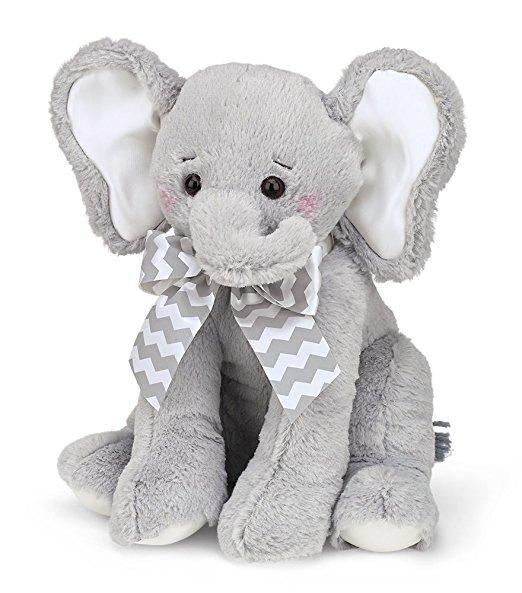 Bearington Cuddly Lil Spout Large Plush Baby Elephant