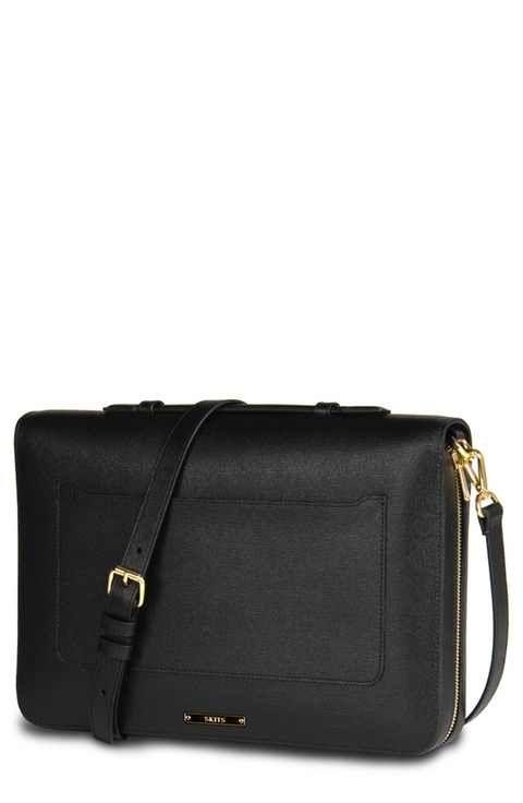 96c3260f88ad SKITS Providence Brilliant Leather Tech Bag