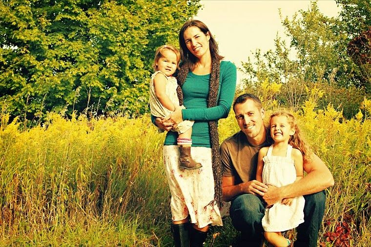 Family photo by Carrie House- LOVE!!
