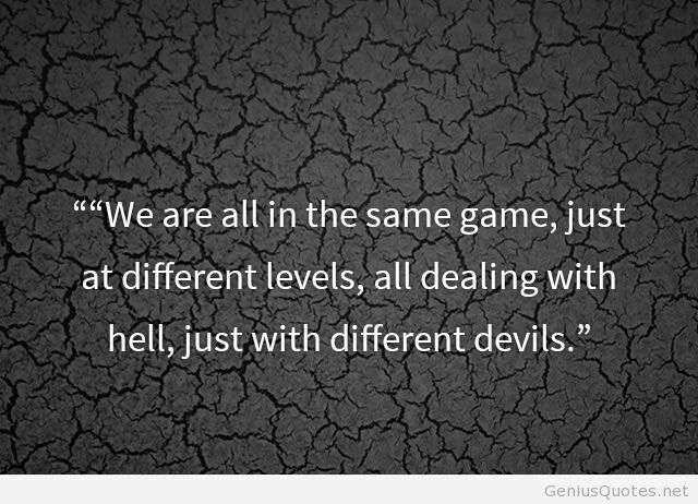 We are all in the same game2