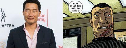 Le casting du nouveau film Hellboy