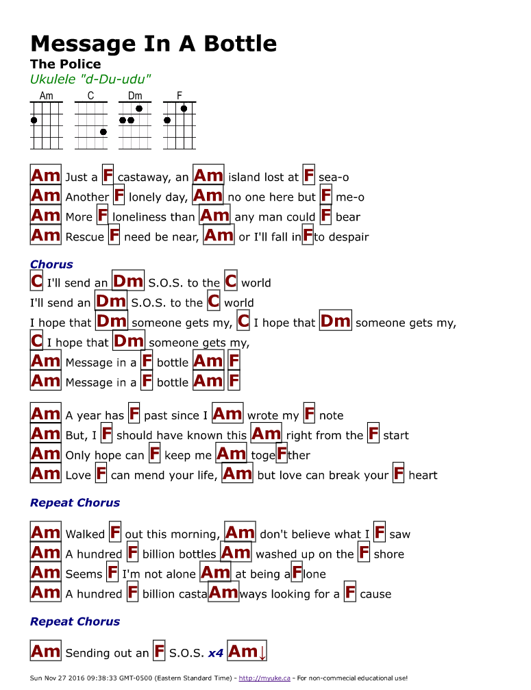 best friendship dating over 50 years old uke chords