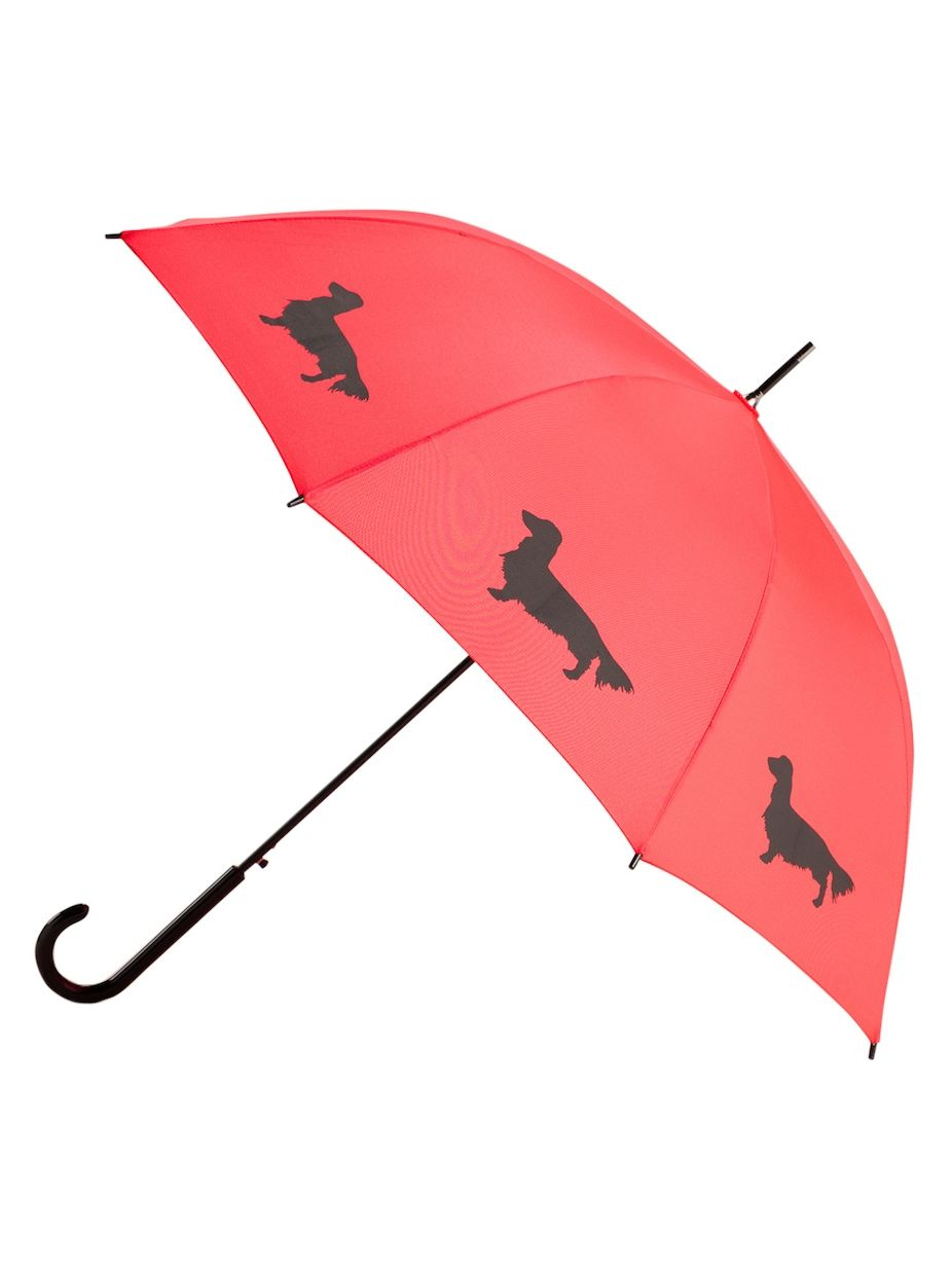 The San Francisco Umbrella Company Dachshund Long Haired Walking