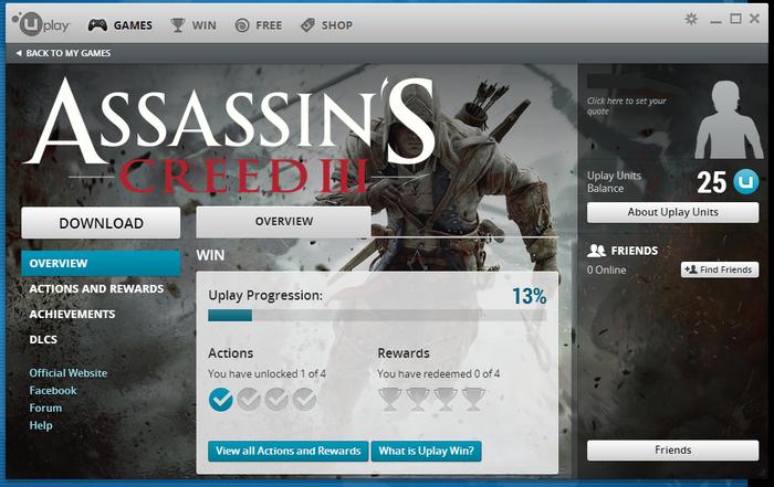 Uplay 36 0 Latest Version Offline Installer Free Download