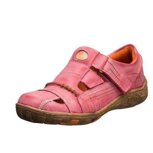 TMA Schuhe 1399 Sandalette Ballerina Gr.36-42 echt Leder mit perforiertem Lederfußbett in Weiß Gr. 40 HtzvEstH87