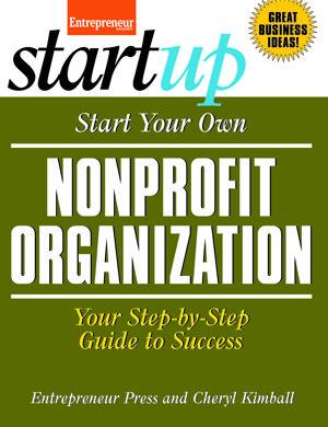 Start Your Own Nonprofit Organization 2e Entrepreneur 2017