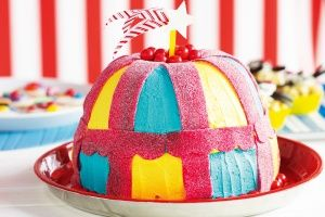 Big top cake